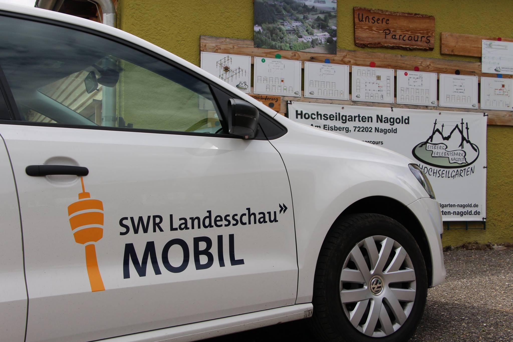 SWR Landesschau mobil